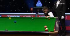 Precyzyjne wbicie Gilberta w 1. rundzie Masters