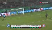 Cała seria rzutów karnych w meczu Holstein Kiel - Bayern Monachium