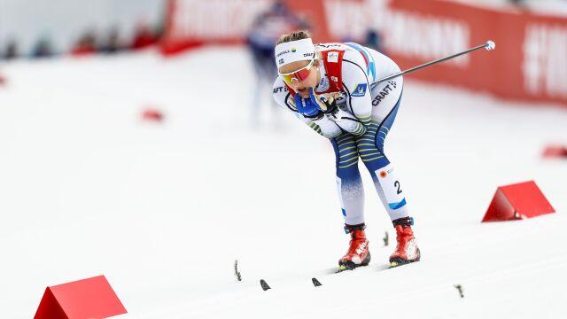 Do nart dorzuciła karabin. Trudne początki w biathlonie mistrzyni w biegach