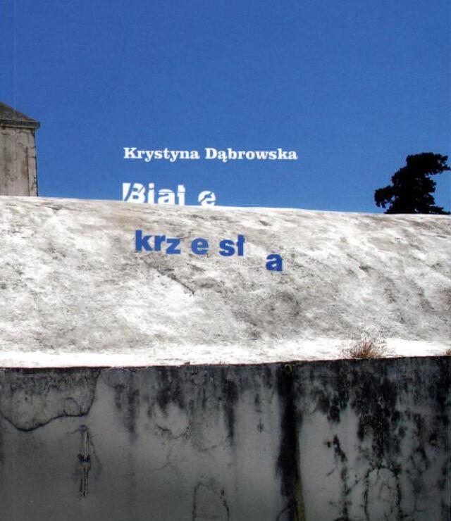 """Krystyna Dąbrowska: """"Białe krzesła"""""""