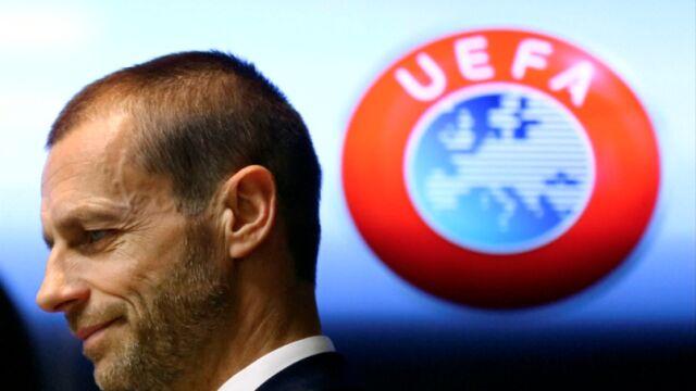 """Prezydent UEFA nie wierzy w powstanie Superligi. """"Trzeba myśleć o takich krajach, jak Polska"""""""