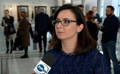 Gasiuk-Pihowicz o projekcie nowelizacji ustawy o SN