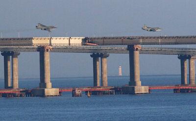 Ukraińska marynarka: nasze okręty ostrzelane w cieśninie Kerczeńskiej