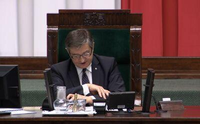 Sejm przegłosował nowelizację ustawy o SN