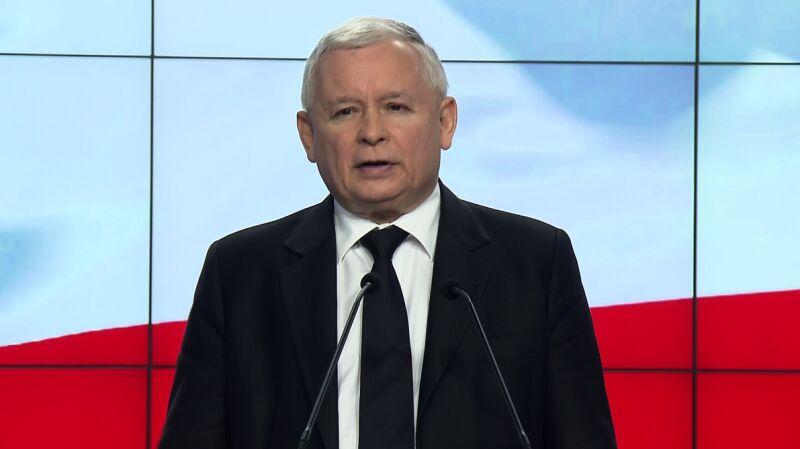 Kaczyński: wyrok ws. Kamińskiego kuriozalny