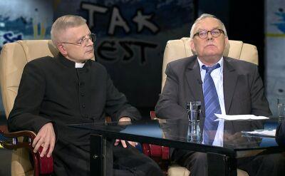 """""""Ogromna część Kościoła wspiera tę partyjną politykę"""""""