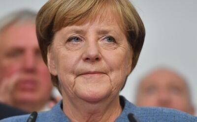 Całe przemówienie Angeli Merkel
