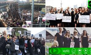 Tłumy w Warszawie i Berlinie. Wasze relacje z całego świata