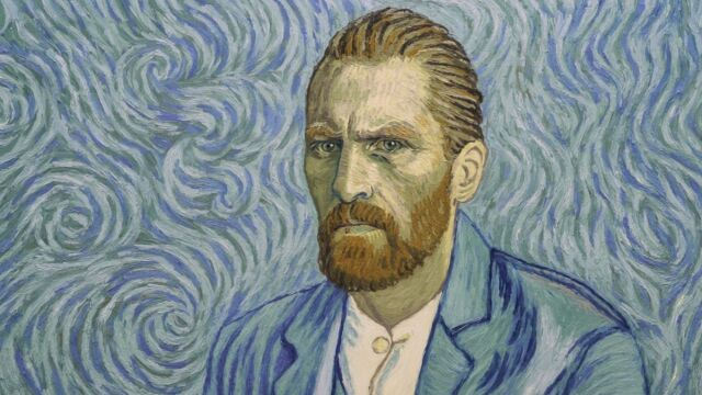"Van Gogh w animacji ""Twój Vincent"""