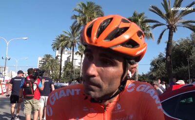 Ventoso po 2. etapie Vuelta a Espana