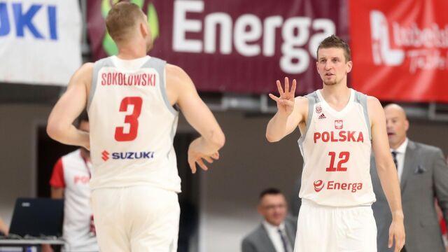 Zwycięstwo polskich koszykarzy w przedostatnim teście przed mistrzostwami świata