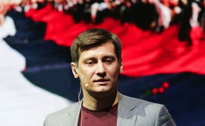 Dmitrij Gudkow został skazany w piątek na karę aresztu