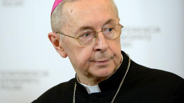 """Arcybiskup Gądecki o """"prześladowaniu proroków"""". Porównał Jędraszewskiego do Popiełuszki"""