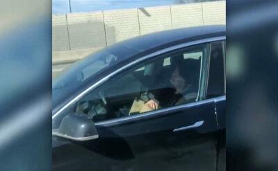 """Kierowca spał w trakcie jazdy. """"To szaleństwo"""""""