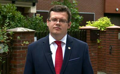 """Markiewicz: od """"wsadzania"""" nie jest Ministerstwo Sprawiedliwości, ale są sądy"""