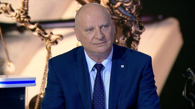 Parchimowicz: mam informację, że w Ministerstwie Sprawiedliwości kupiono telefony prepaidowe