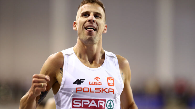 Marcin Lewandowski z nowym rekordem Polski