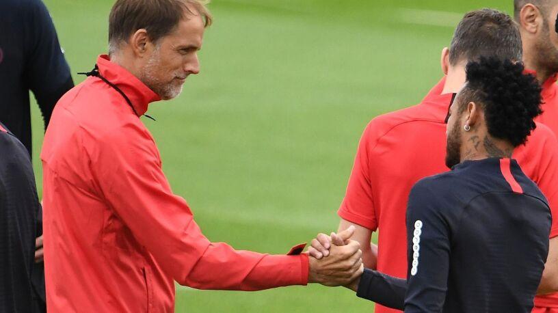 """Tuchel postawił warunki. """"Neymar odejdzie, gdy znajdziemy następcę"""""""