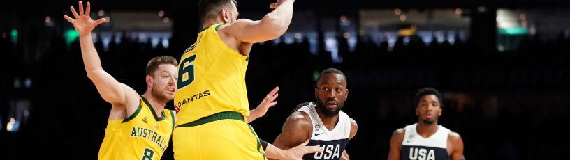 """Porażka amerykańskich koszykarzy, pierwsza od 13 lat. """"Wyciągniemy z tego lekcję"""""""
