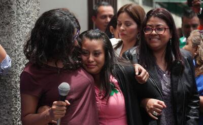 Evelyn Hernandez uniewinniona w powtórzonym procesie