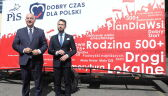 Brudziński: lider PiS dotrze do wszystkich czterdziestu okręgów wyborczych