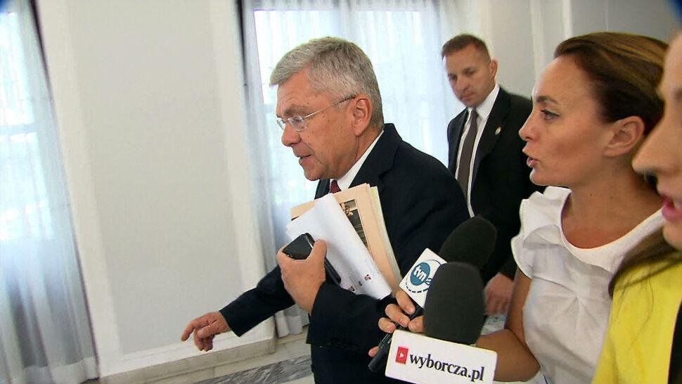 Marszałek o nagraniu z obrad KRS: nic pani nie wie, jak głosowano