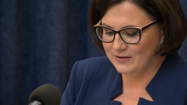 Kownacki: Sadurska ma kompetencje i doświadczenie w administrowaniu