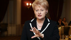 Prezydent Litwy kontra premier Litwy. Poszło o stosunki z Rosją