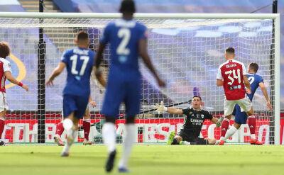 Arsenal - Chelsea w finale Pucharu Anglii