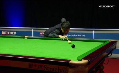 Liang Wenbo awansował do mistrzostw świata
