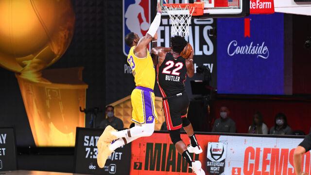 Do mistrzostwa został jeden krok. Lakersi zmierzają do historii