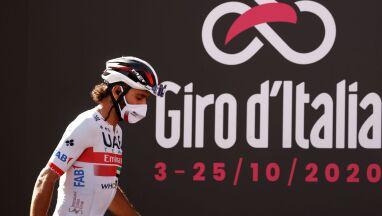 Obawy szefa Giro d'Italia.