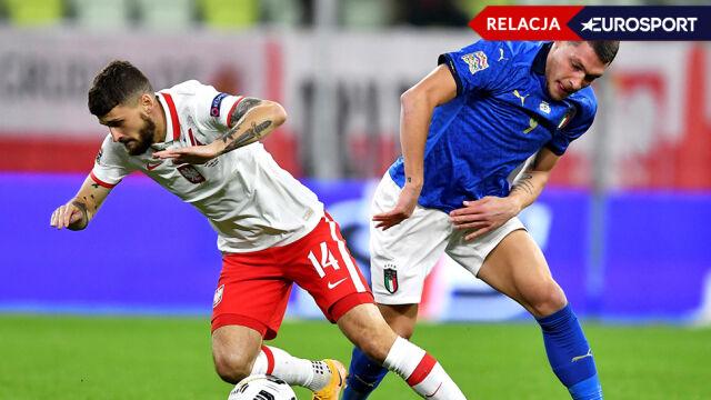 Polska - Włochy (RELACJA)