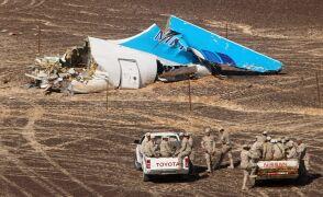 FSB: przyczyną katastrofy airbusa na Synaju był zamach. Zatrzymani pracownicy lotniska