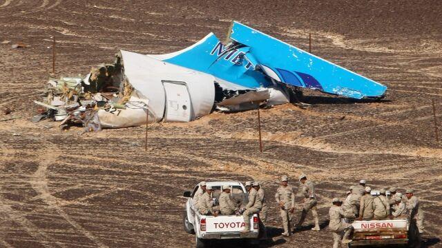Katastrofa rosyjskiego samolotu w Egipcie