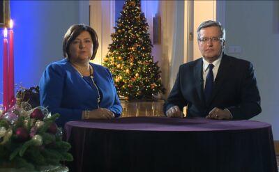 Czego życzy Polakom para prezydencka?