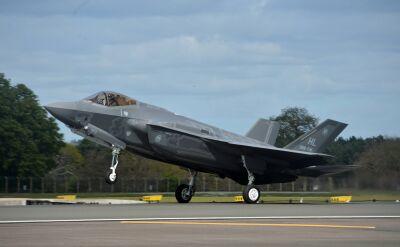 Japonia zamierza kupić 87 amerykańskich F-35A