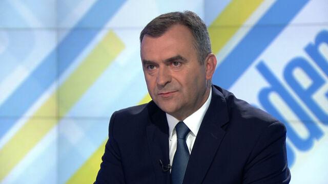 """""""Skażony"""" minister skarbu: czuję się ofiarą"""