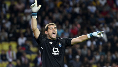 Setna wygrana Casillasa w Lidze Mistrzów. Tylko Ronaldo przed nim