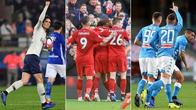Ostatnie cztery miejsca w elicie. Jedna z potęg pożegna Ligę Mistrzów