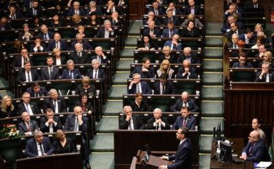 Premier podziękował między innymi ministrowi kultury Piotrowi Glińskiemu