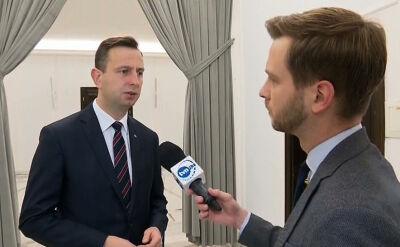 Władysław Kosiniak-Kamysz o zatrzymaniach byłych szefów KNF