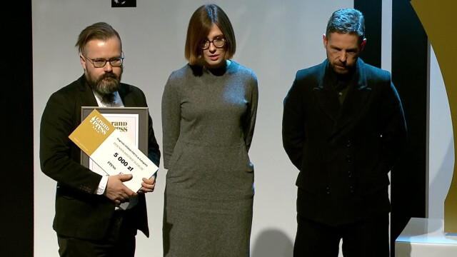 Dziennikarze TVN i TVN24 z nagrodami Grand Press 2018