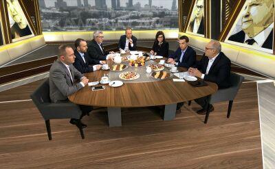"""Czarnecki: PiS było, jest i będzie partią eurorealistyczną. Dyskusja w """"Kawie na ławę"""" w TVN24"""