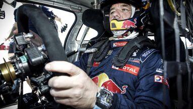 Sebastien Loeb w nowym zespole.