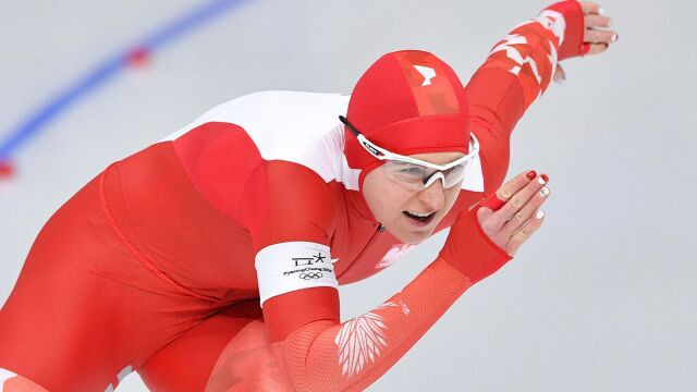 Natalia Czerwonka jedenasta na 1000 m w Heerenveen