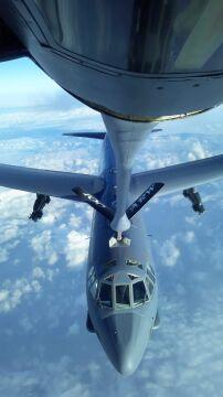 U.S. Central Command w powietrzu