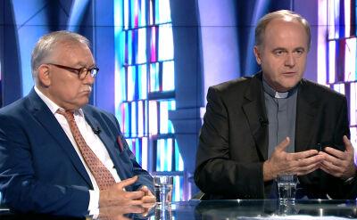 """""""Do 2001 roku mieliśmy tuszowanie w Kościele katolickim"""""""