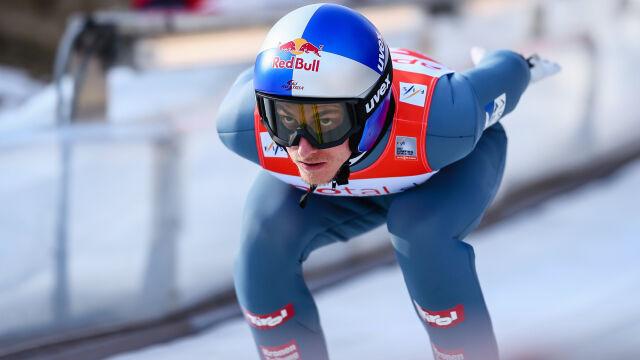 """Specjalna motywacja dla Schlierenzauera. """"Gregor będzie Woodsem skoków narciarskich"""""""
