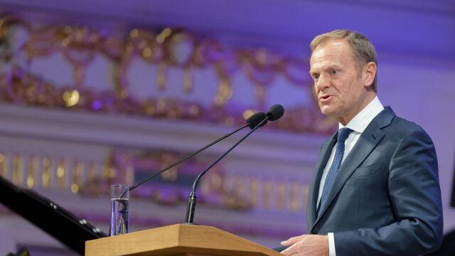 Tusk: Polska będzie wolnościową demokracją, póki nikt nie będzie nikogo straszył i prześladował za przekonania